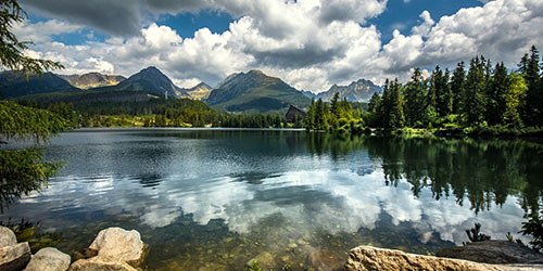 High and Low Tatras