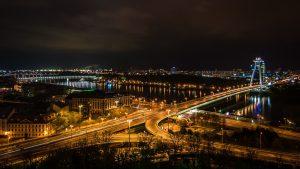 Nový most (most SNP), Bratislava
