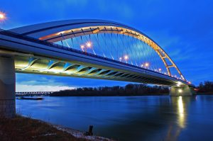 Most Apollo, Bratislava, Slovensko