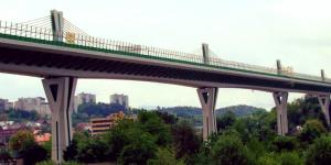 Diaľničný most, Považská Bystrica