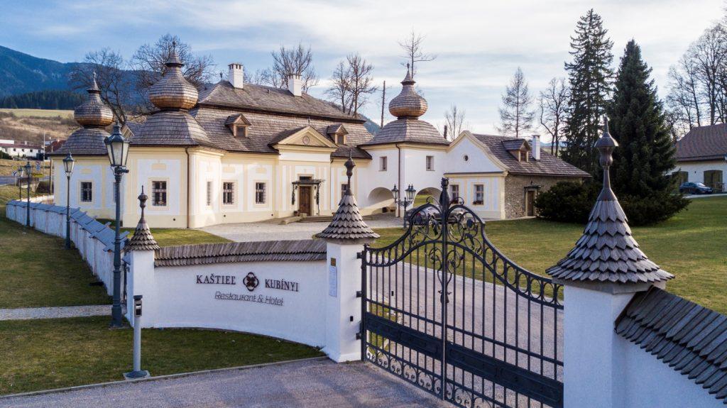 Manor house Kubínyi